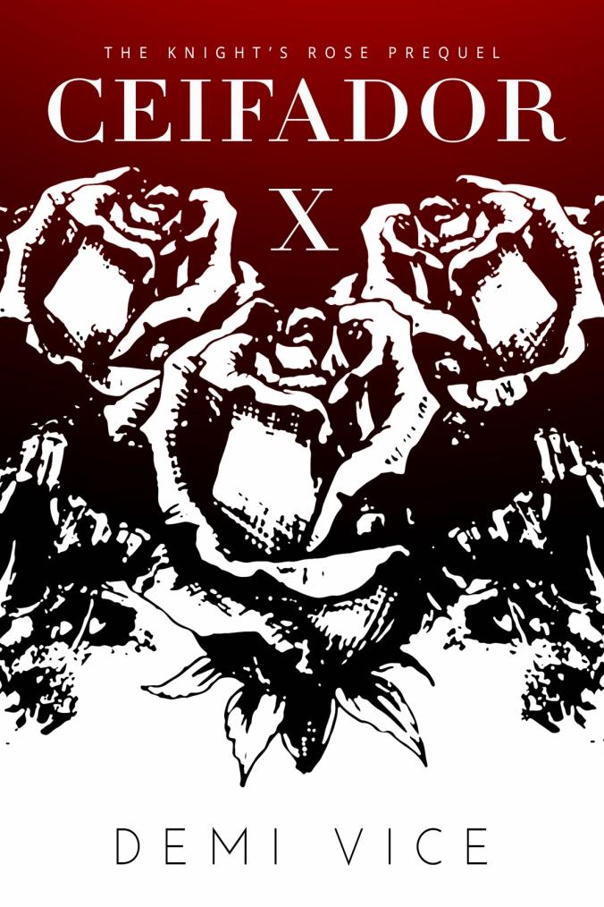 Ceifador X Ebook Cover