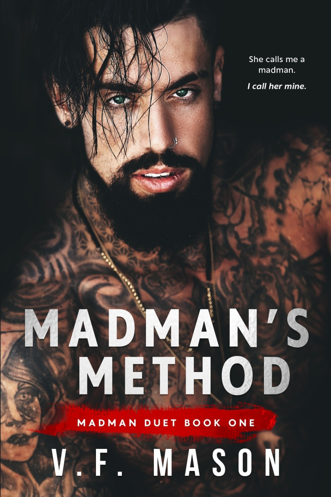 MadmansMethod_FrontCover