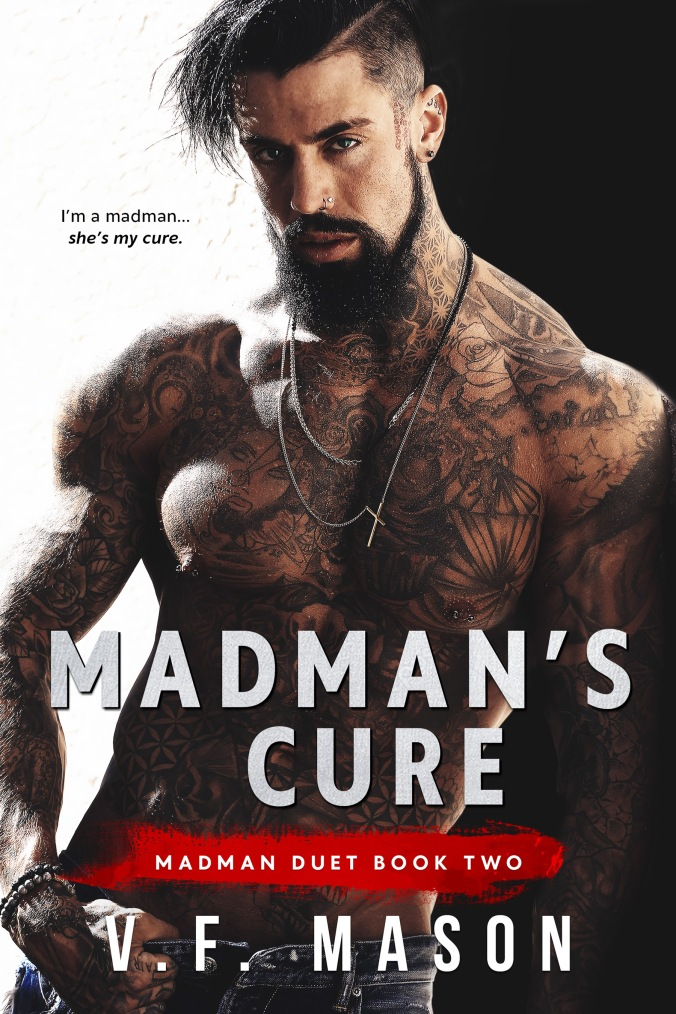 MadmansCure_FrontCover