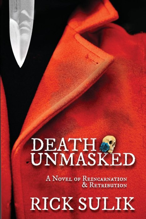 Death Unmasked cover