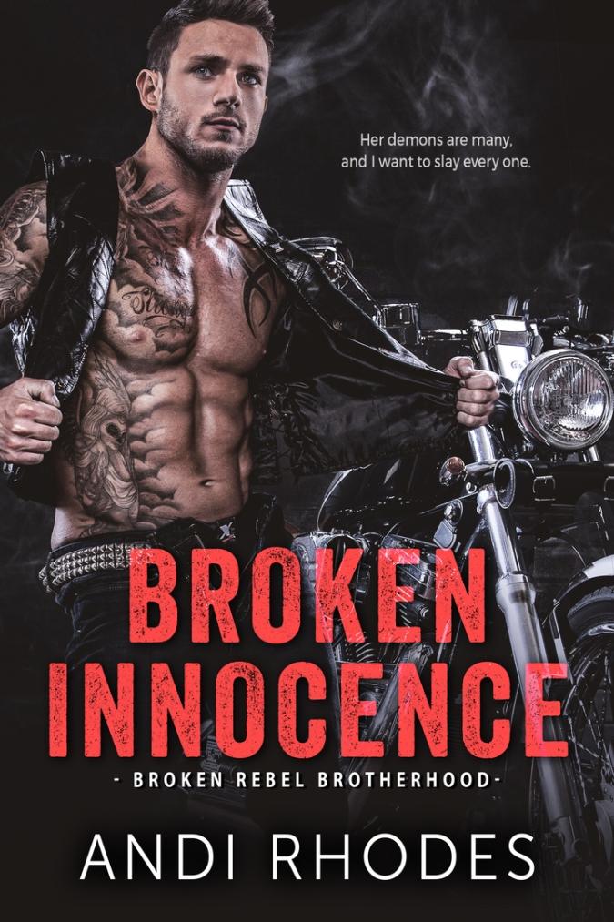 Broken Innocence Ebook Cover