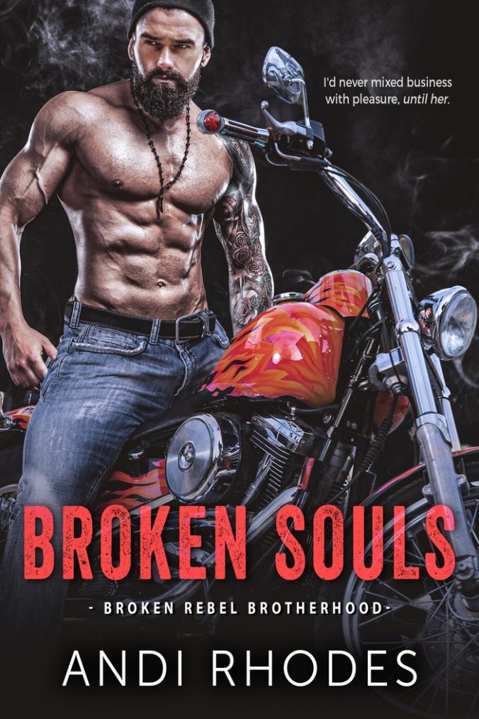 Broken Souls Ebook Cover