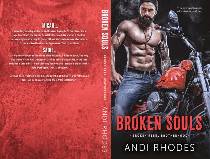 Broken Souls Full Wrap
