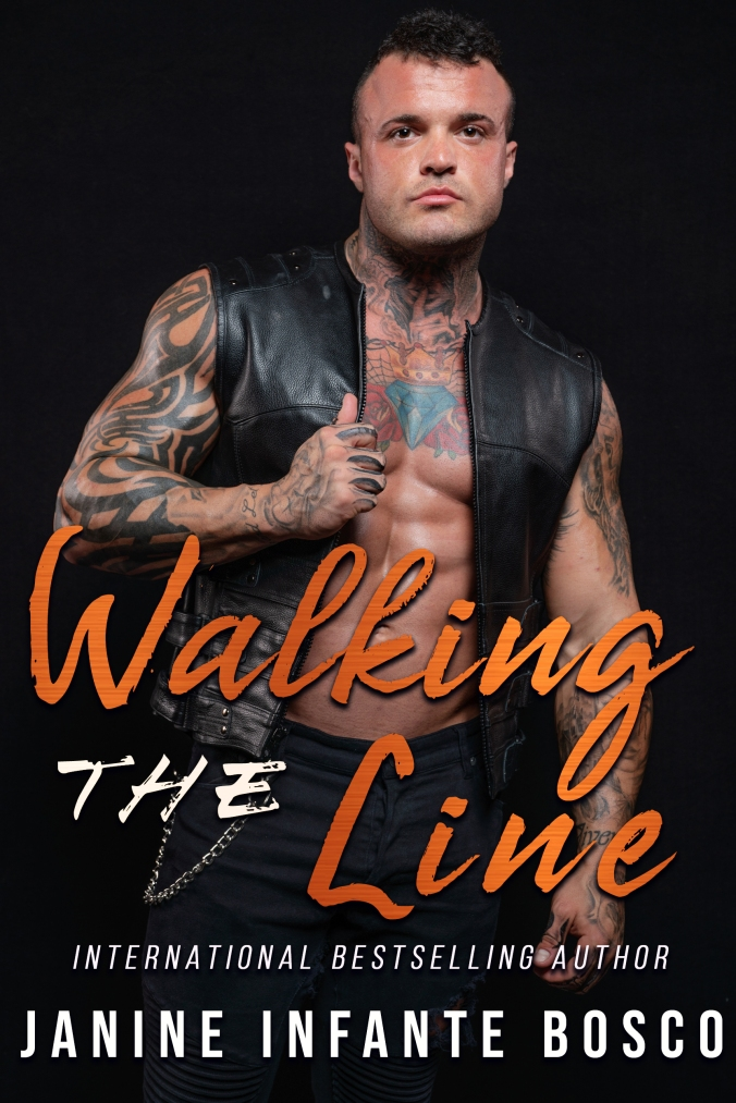 Walking the Line - ebook cover