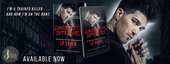 Dangerous Betrayals Release Banner