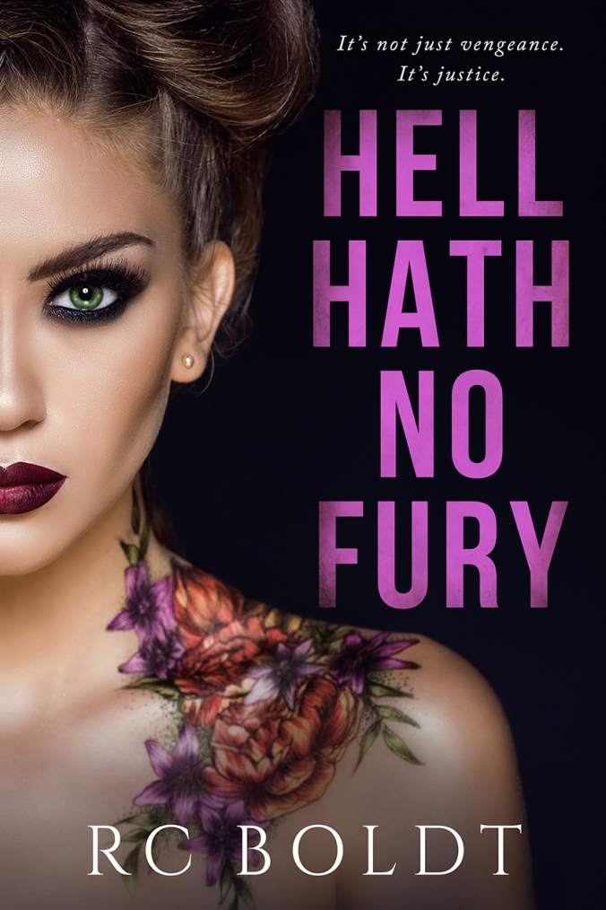 Hell Hath No Fury Ebook Cover