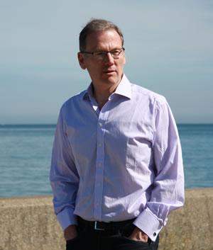Stephen Puleston author photo