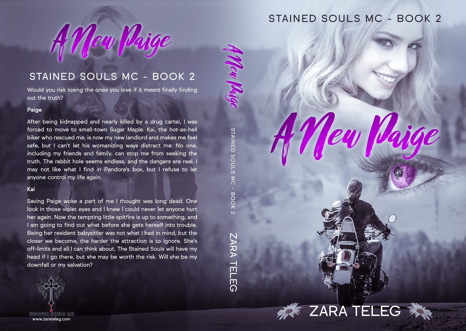 Cover Reveal A New Paige By Zara Teleg Zteleg Ejbookpromos Sassy Redhead Book Reviews