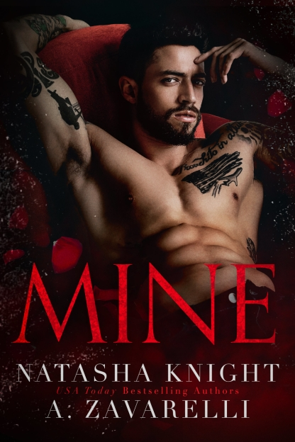 Mine Ebook Cover