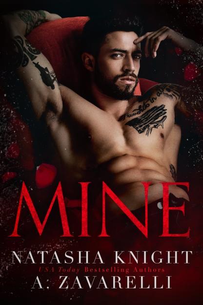 Mine Ebook Cover
