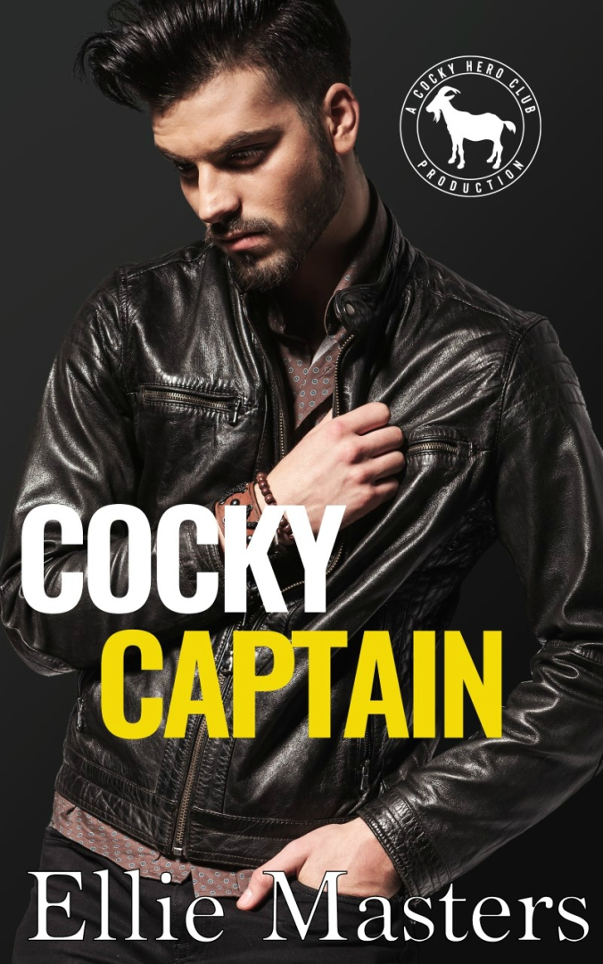 Cocky Captain by Ellie Masters Ebook Cover