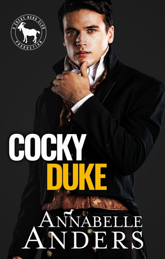 Cocky Duke by Annabelle Anders Ebook Cover