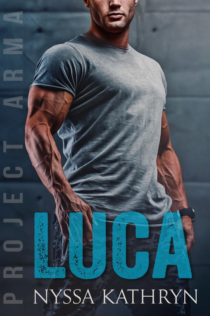 Luca Ebook Cover