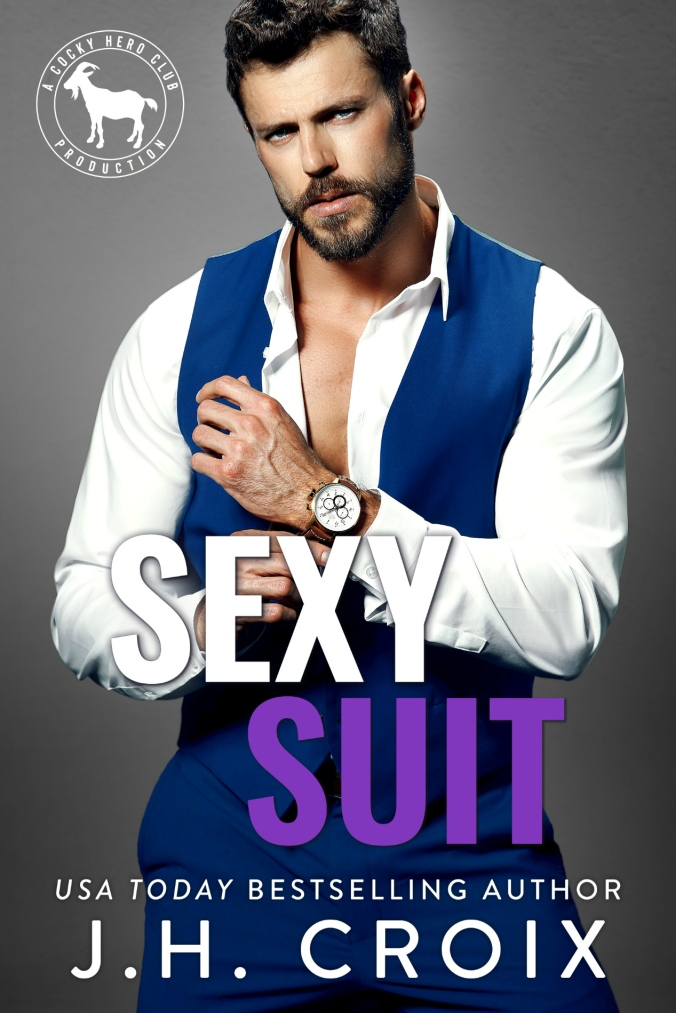 Sexy Suit by J.H. Croix Ebook Cover