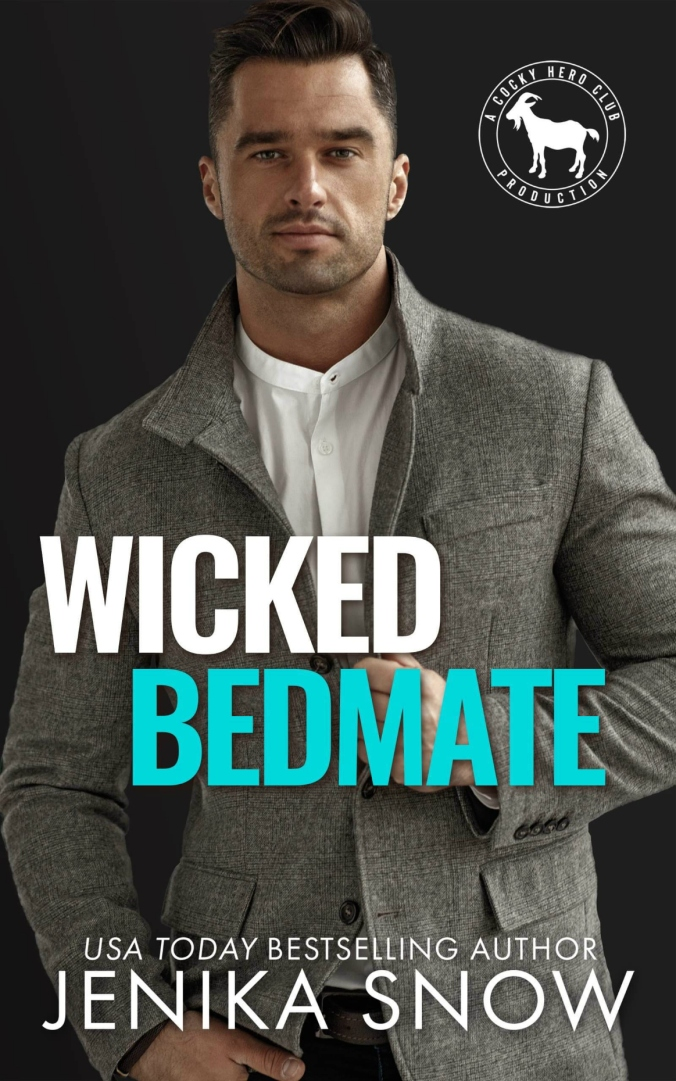 Wicked Bedmate by Jenika Snow Ebook Cover