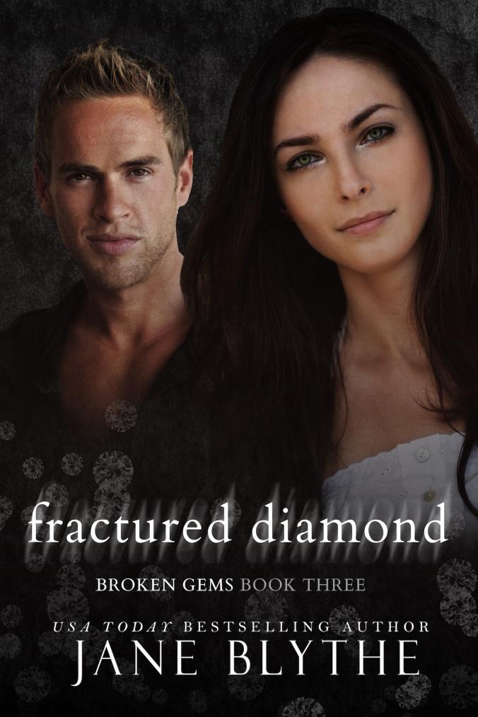 Fractured Diamond Ebook Cover