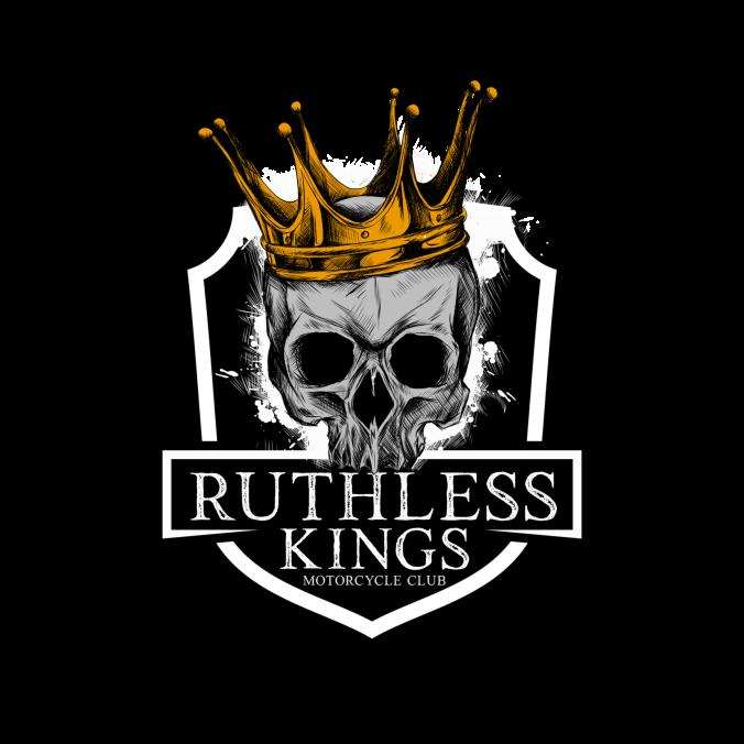 Ruthless Kings MC Logo