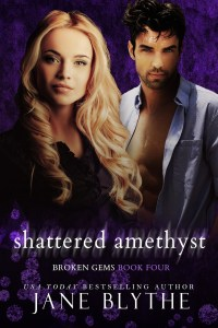 Shattered Amethyst Ebook Cover
