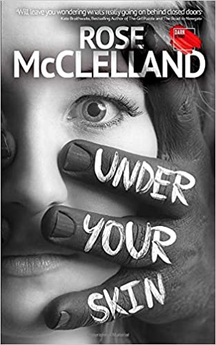 Under Your Skin paperback cover