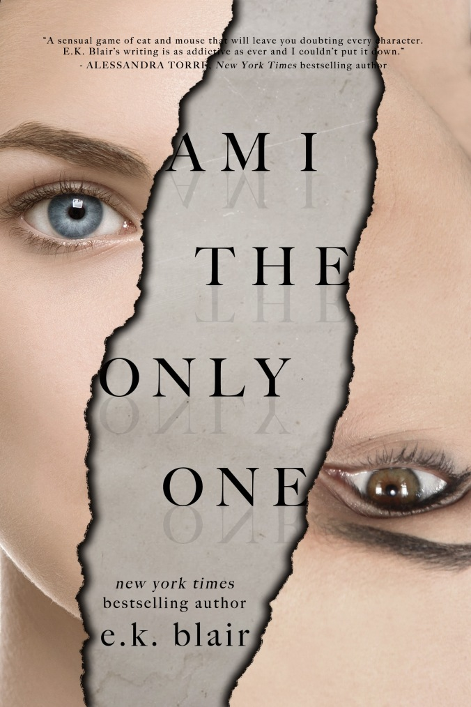 Am I the Only One Ebook Cover