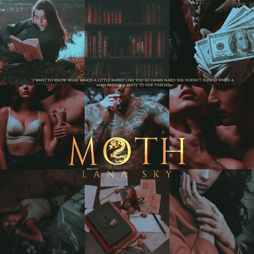 Moth Collage 1